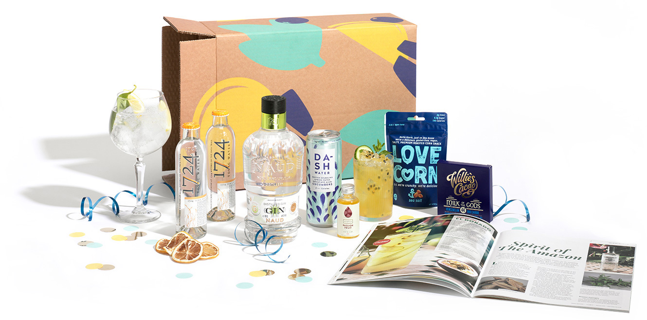 Gin Gifts The Perfect Gift For Gin Lovers Craft Gin Club The